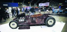 Roadster show attracts hot-rod audience Kansas City