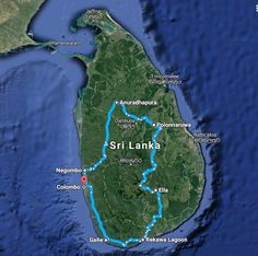 Sri Lanka - Eine Perle im Ozean: Die Vorbereitungen laufen.