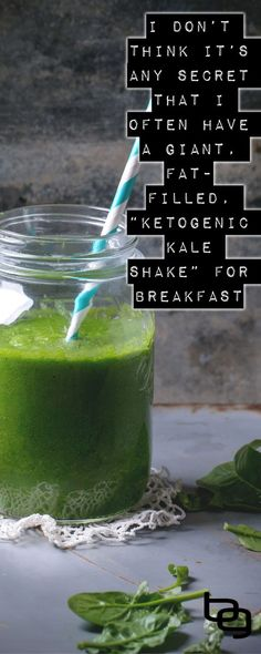 Keto Breakfast Ideas: 6 Ways to Start the Day Without a Lot of Carbs Ketogenic Recipes, Ketogenic Diet, Low Carb Recipes, Keto Foods, Health Recipes, Low Sugar Smoothies, Smoothie Drinks, Ketosis Meal Plan, Mct Oil Benefits