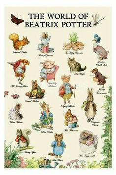 Can't wait to one day have a Peter Rabbit room in my house ☺️