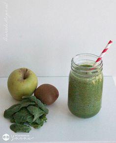 Batidos detox de frutas y verduras