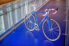 Hampsten cycles  Maglio Rossa Superissimo