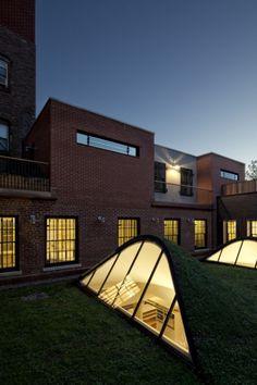 Caliper Studio: Roy Lichtenstein Residence, New York.
