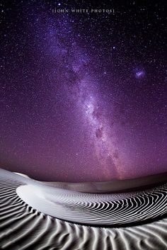 Milky Way. Australia.