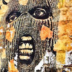 Street Art - Williamsburg, NY