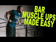 HOW TO do Muscle Ups on a Bar (WODprep Tutorial) | BOXROX