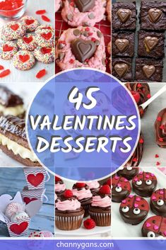 Surprise a special someone with these festive and delicious Valentine's Day desserts. These Valentines dessert recipes will win over anyone! Valentines Day Food, Valentine Desserts, Valentines Recipes, Valentine Ideas, Holiday Recipes, Sugar Cookie Cups, Lemon Sugar Cookies, Mocha Cheesecake, Low Carb Cheesecake