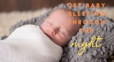 Check out these helpful tips to teach your baby to sleep through the night Get Baby, Mom And Baby, Baby Sleep Consultant, What Is Sleep, Kids Fever, Toddler Sleep, Before Baby, Baby Massage, Everything Baby