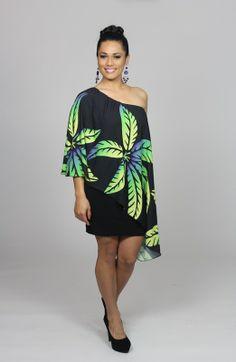 #MENA Mya Dress - Perfect for dinner by the #beach in #Rarotonga