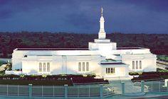 Veracruz Mexico Temple of The Church of Jesus Christ of Latter-day Saints. #LDS #Mormon
