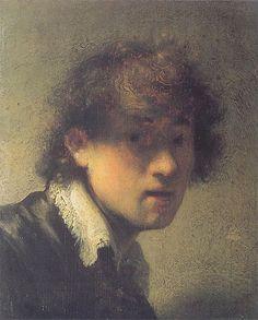 Online catalog of Rembrandt's paintings - Doobybrain.