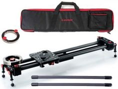 1. Shark Slider S1 Special Bundle: Extra Auxiliary Weight, Carrying Case, Extension Rods and Extra Belt
