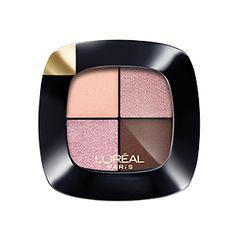 Colour Riche Eyeshadow Quads - L'Oréal Paris