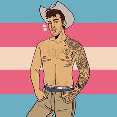 happy trans day of visibility heres my fav dirtbag pete the plug ✨ kofi link in bio if you're feeling generous ✨ Are You My Dad, Trans Day Of Visibility, Bad Kids, D 20, Geek Out, Dnd Characters, Say Hi, Dungeons And Dragons, Art Reference