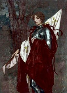 Jeanne d'Arc (1900), Wolfram Onslow Ford