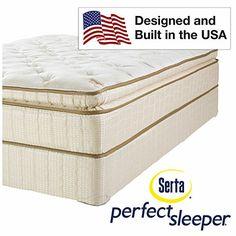 Serta Perfect Sleeper Hamilton Park Ultra Premium Super