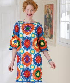 20 Stylish Crochet Girls Dress Pattern For Beginner:crochet dress for girls:pdf Crochet Dress:Free Crochet Pattern:charming free baby dress patterns. Crochet Girls Dress Pattern, Crochet Cardigan, Hippie Dresses, Girls Dresses, Boho Dress, Poncho Design, Crochet Thread Size 10, Knitting Patterns, Crochet Patterns