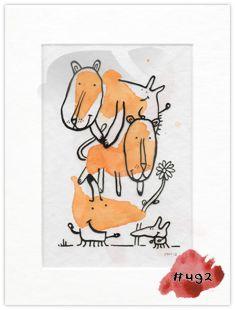 Vlekkending#492  www.vlekkendingen.nl  Mirjan van de Hel