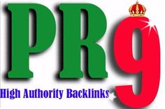 Mit 30 PR9 PR Social Backlinks deine Webseite ganz nach oben Katapultieren!