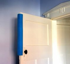 Baby-proofing on a Budget: The Ultimate Guide! maybe paint it to blend with the colour of the door Toddler Proofing, Baby On A Budget, Childproofing, Everything Baby, Baby Safety, Baby Hacks, Baby Bumps, Baby Fever, Future Baby