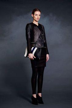 Yigal Azrouël Pre-Fall 2014 Fashion Show Collection