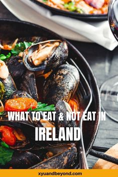Traditional Irish food 25 of the most popular Irish dishes but sorry no corned beef and cabbage as it is not a traditional Irish food. Irish Restaurants, Irish Breakfast, Irish Stew, Corn Beef And Cabbage, Irish Traditions, Irish Recipes, Foodie Travel, Corned Beef