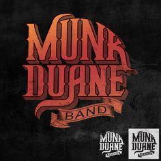 Logo for Munk Duane Band