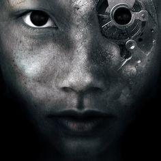 ' Lies mutilation ' by Federico Bebber aka Eiko