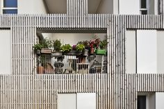 Galería de Co-Vivienda Nanterre / MaO architectes + Tectône - 12