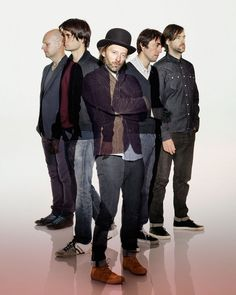 #Radiohead Photo Session - London, Spring studios, 2012 - By Nadav Kander for Rolling Stone