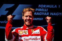 Gp Ungheria: Vettel trionfa nel nome di Jules