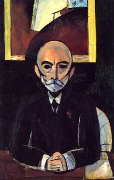 Auguste Pellerin (II) Henri Matisse - 1917