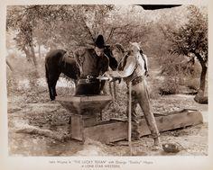 The Lucky Texan - 1934 - Robert N. Bradbury - John Wayne and Gabby Hayes