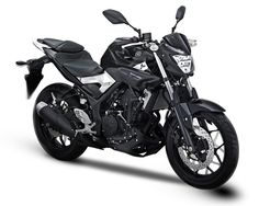 Yamaha MT25 Black