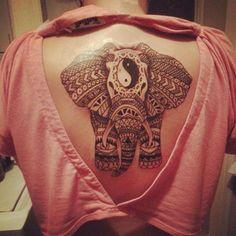 55 Elephant Tattoo Ideas   Cuded