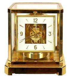 JLC Atmos clock