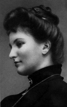 Alma Mahler Gropius Werfel (1879 - 1964)