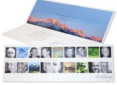 """Jumbo+Geburtstagskarte"" Birthday Celebrations, Invitation Cards"