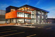 Oficinas Nearsoft IMATIVA Arquitectos   Tu casa Nueva