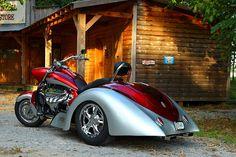Boss Hoss BHC-9 LS 3 Trike - House of Thunder