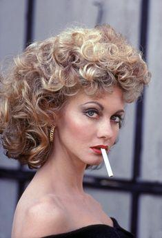 "Olivia Newton-John în ""Grease"" 1978"