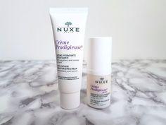 The Nuxe Creme Prodigieuse Anti-Fatique Moisturising Cream and Eye Cream Anti Stress, Eye Cream, Skin Care, Eyes, Skincare Routine, Eye Creams, Skincare, Skin Treatments, Human Eye