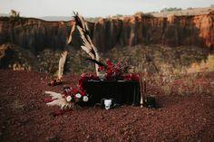 Black pampas arcade, black candles, vintage candlesticks, skull, dreamcatchers, Gothic bouquet, volcano photos, Gothic session, red roses, black pampas Volcano Photos, Black Candles, Dreamcatchers, Candlesticks, Floral Wedding, Arcade, Red Roses, Florals, Gothic