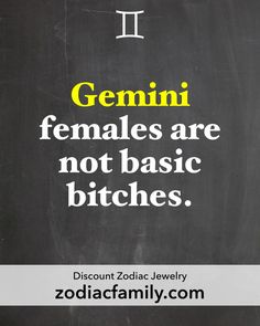 Gemini Nation | Gemini Season
