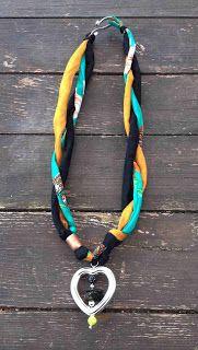 Lateliè-lcf: Summer necklaces collection, 1