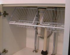 洗面台下の収納って納得いってます?!|収納の巣 楽天市場店店長ハマグー&スタッフブログ 気分上々鼻歌収納クラブ - 店長の部屋Plus+