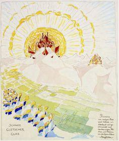 Bruno Taut - Alpine Architecture