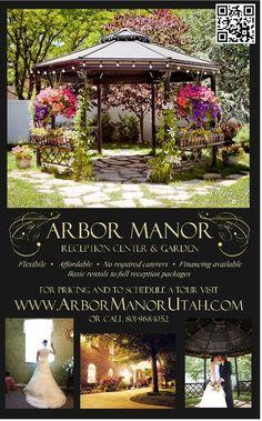 Arbor Manor Reception Center Salt Lake City Utah Wedding Venue  | BrideAccess.com