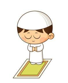 Little Praying Boy (Drawing) Urdu Stories For Kids, Moral Stories For Kids, Ramadan Activities, Ramadan Crafts, Boy Drawing, Drawing For Kids, Plate Drawing, Cartoon Clouds, Islamic Cartoon