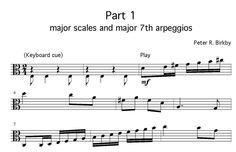 Study Suite for viola